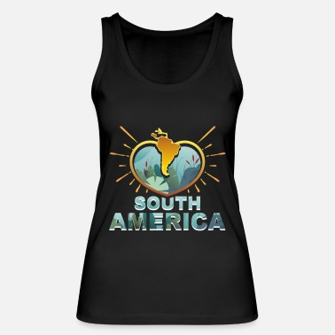 South America South America - Women's Organic Tank Top