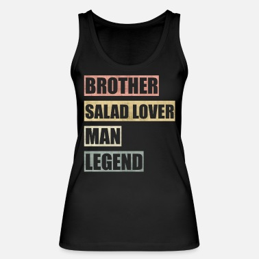 Fat Salad Brother Man Legend - Women's Organic Tank Top