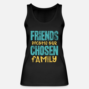 Friends Best friends - Women's Organic Tank Top