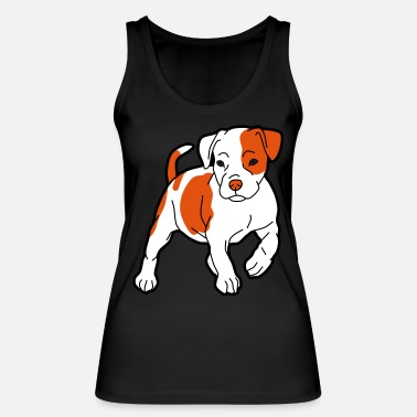 american staffordshire terrier - Women's Organic Tank Top
