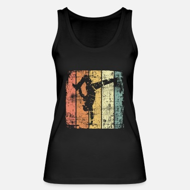 Breakdance Breakdancer breakdance vintage - Økologisk tanktop dame