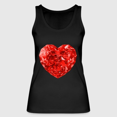 Diamond Heart - Top ecologico da donna di Stanley & Stella