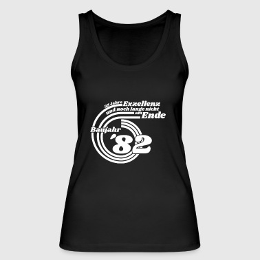 Year of construction 1982 - Women's Organic Tank Top by Stanley & Stella