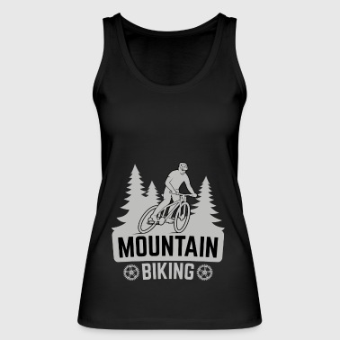 Mountain Biking - Frauen Bio Tank Top von Stanley & Stella