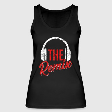 The Original The Remix Tee Shirt Distressed - Women's Organic Tank Top by Stanley & Stella