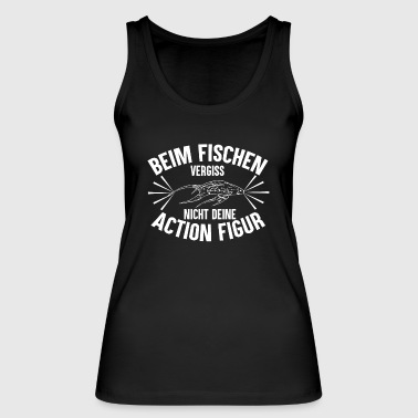Fishing Action Figure - Frauen Bio Tank Top von Stanley & Stella