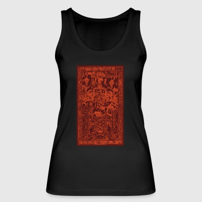 Ancient Astronaut - Women's Organic Tank Top by Stanley & Stella