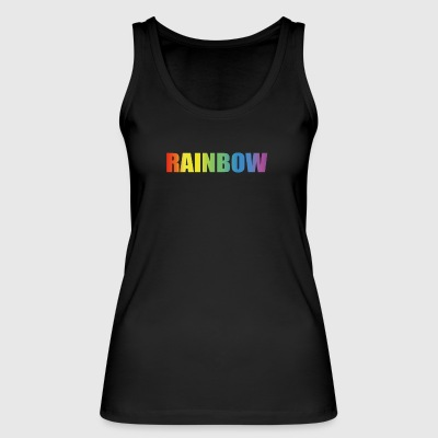 Rainbow - Women's Organic Tank Top by Stanley & Stella