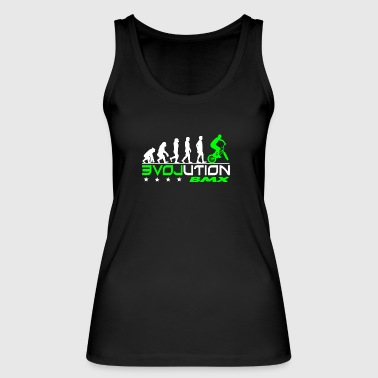 EVOLUTION BMX - Women's Organic Tank Top by Stanley & Stella
