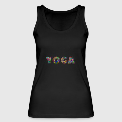 yoga - Women's Organic Tank Top by Stanley & Stella