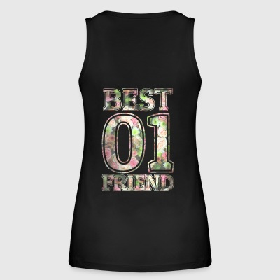 Best Friend - Frauen Bio Tank Top von Stanley & Stella