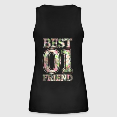 Best Friend - Women's Organic Tank Top by Stanley & Stella