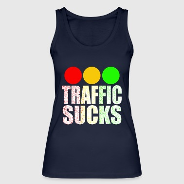 Traffic sucks - Women's Organic Tank Top by Stanley & Stella