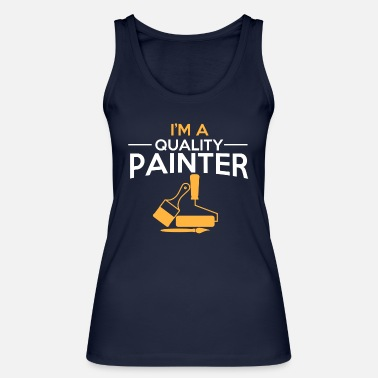 Painter Painter painter - Women's Organic Tank Top by Stanley & Stella