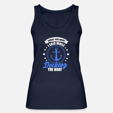 Captain captain - Women's Organic Tank Top by Stanley & Stella