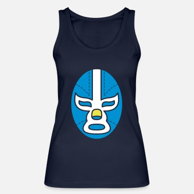 Mask Mask Mask - Women's Organic Tank Top