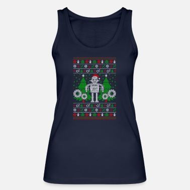 Ugly Christmas Ugly Christmas - Frauen Bio Tank Top von Stanley & Stella