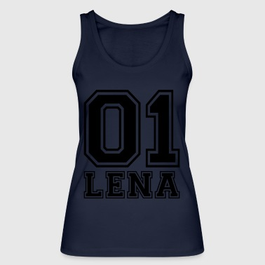 Lena Lena - Name - Women's Organic Tank Top by Stanley & Stella