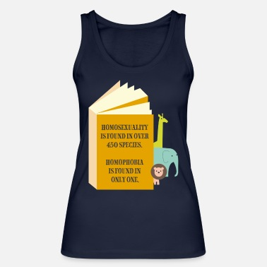 Spreadshirtlikes species - Women's Organic Tank Top