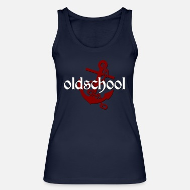 Old School Old school - Women's Organic Tank Top