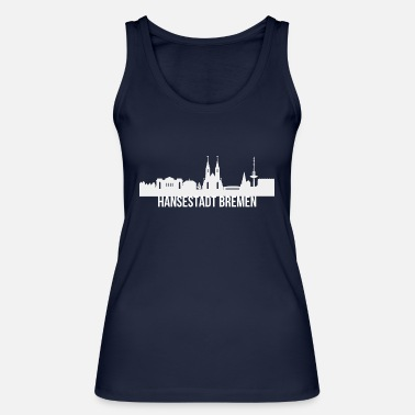 Hanseatic City Hanseatic city of Bremen - Women's Organic Tank Top
