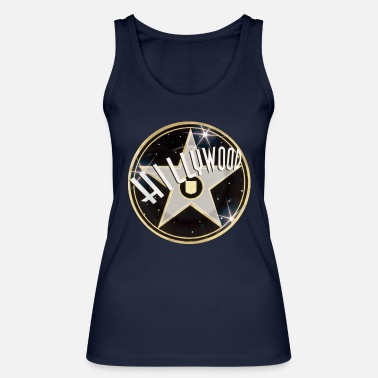 Hollywood Hillywood - Vrouwen bio tank top