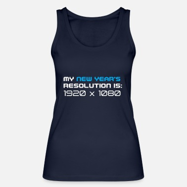 Resolution Resolution - Women's Organic Tank Top