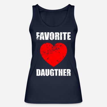 Daughter Daughters, daughter, daughter-in-law, favorite daughter - Women's Organic Tank Top