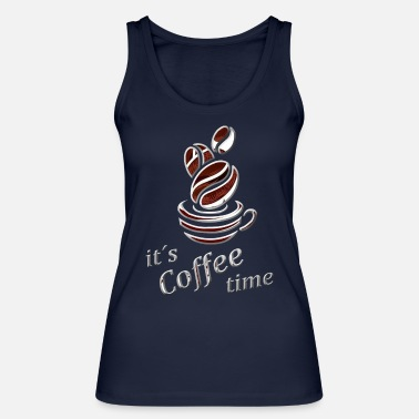 Coffee Drinkers Coffee drinker - Women's Organic Tank Top