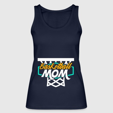 Basketball Mom - Frauen Bio Tank Top von Stanley & Stella