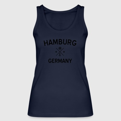 hamburg1 - Women's Organic Tank Top by Stanley & Stella