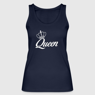 queen - Women's Organic Tank Top by Stanley & Stella