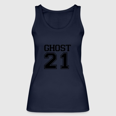 Ghost 21 - Women's Organic Tank Top by Stanley & Stella