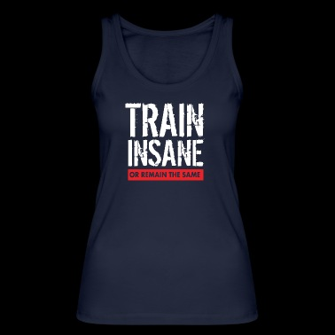 Trainig Gym - Frauen Bio Tank Top von Stanley & Stella