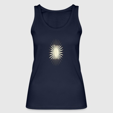 window Flower - Women's Organic Tank Top by Stanley & Stella