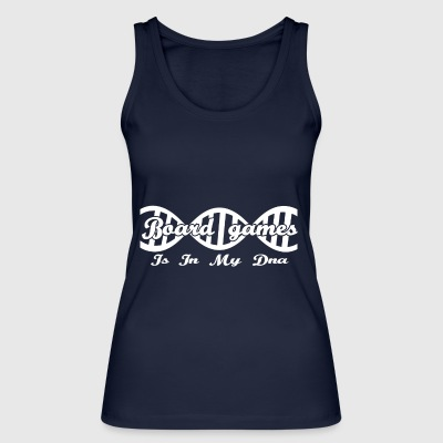 Dns dna evolution hobby gift board games - Women's Organic Tank Top by Stanley & Stella