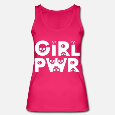 Girl Power Girl Power / Powergirls / Girl Power - Women's Organic Tank Top