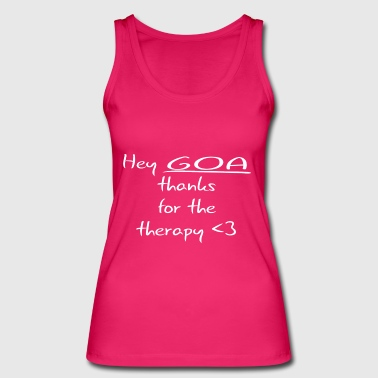 Goa GOA - Women's Organic Tank Top by Stanley & Stella