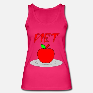 Diet diet - Women's Organic Tank Top