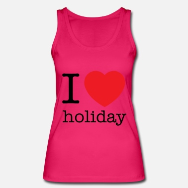 Holiday Holiday - Frauen Bio Tanktop