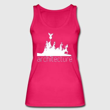 Architecture Architecture - Women's Organic Tank Top by Stanley & Stella