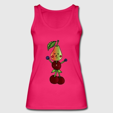 Sporty fruit - Women's Organic Tank Top by Stanley & Stella