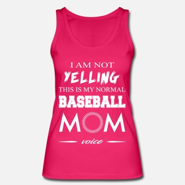 Yell Yelling - Women's Organic Tank Top