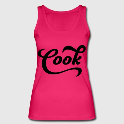 2541614 16037656 Cook - Women's Organic Tank Top by Stanley & Stella
