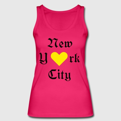 New York City, New York City, York, New York, City, - Women's Organic Tank Top by Stanley & Stella