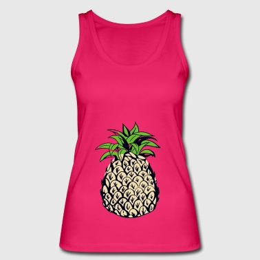 Pineapple - Women's Organic Tank Top by Stanley & Stella