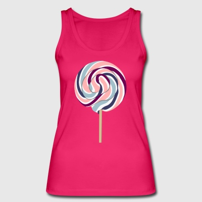 Lollipop pastel - Women's Organic Tank Top by Stanley & Stella