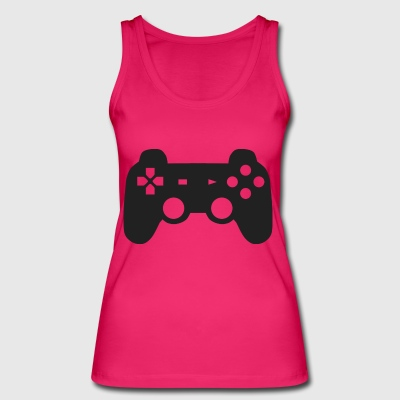 controller - Women's Organic Tank Top by Stanley & Stella