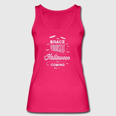 Helloween comes ... - Women's Organic Tank Top by Stanley & Stella