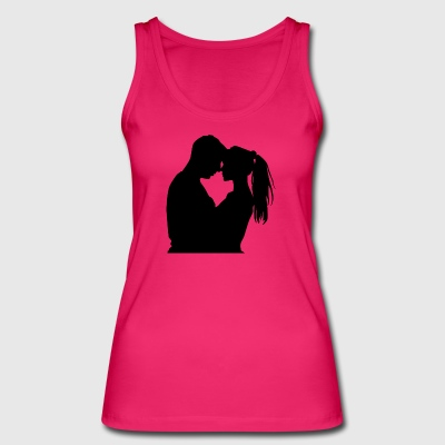 affection - Women's Organic Tank Top by Stanley & Stella